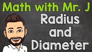 What is the Raḋius of a Circle?   What is the Diameter of a Circle?   Radius and Diameter Explained