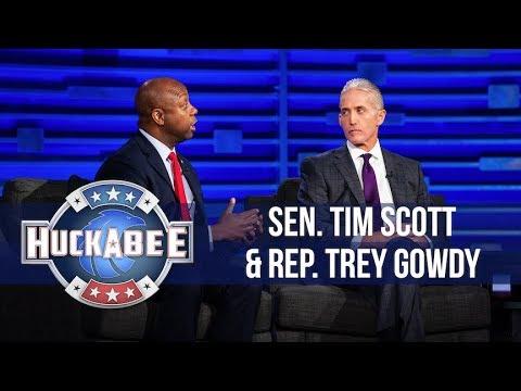 How Sen. Tim Scott and Rep. Trey Gowdy Forged An Unlikely Friendship | Huckabee
