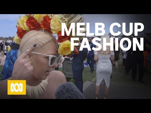 Fashion at the 2015 Melbourne Cup