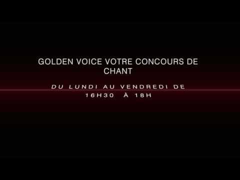 GOLDEN VOICE: CONCOURS DE CHANT SUR RADIO COTE D'IVOIRE