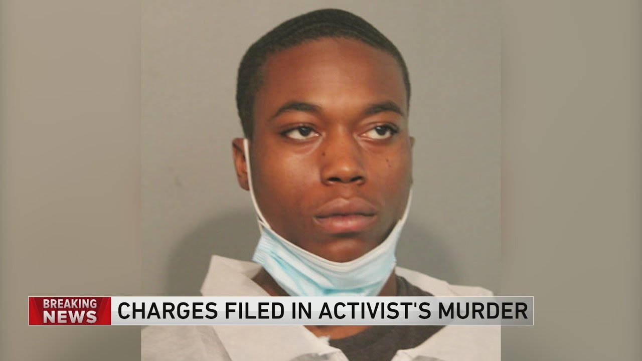 18 Year Old Charged With 1st Degree Murder of 17-year-old Activist Caleb Reed