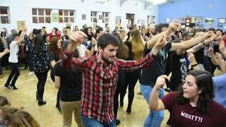 Nueche En Danza. La Nueva. Repertoriu De Les Xeitines. 2018
