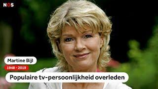 Martine Bijl overleden: overzicht van haar imposante carrière