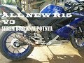All New Yamaha R15 v3 Seramm GNJ EXHAUST | SOUND | RIVIEW