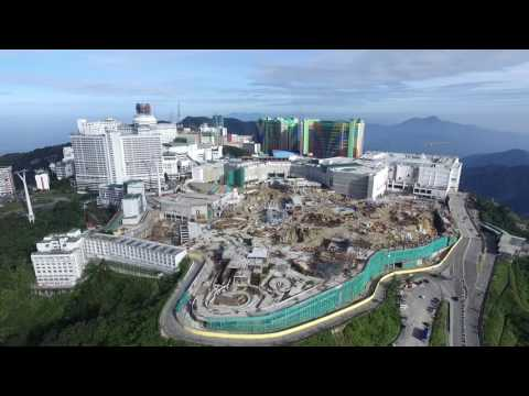 Genting Highlands Development - Feb 2017