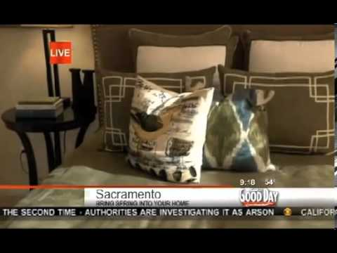 KKTV: Kerrie Kelly Brings Spring Into Your Home with Good Day Sacramento
