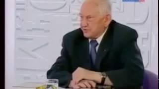 """Интервью В.Ф. Шаталова телеканалу """"Россия"""""""