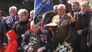 Митинг в память ликвидаторов последствий на ЧАЭС