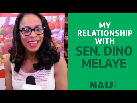 #BBNaija's TBoss speaks about her relationship with Senator Dino Melaye