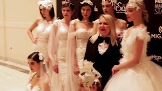 Mary Theotoki @ Bridal Fashion Week 2020 | Backstage