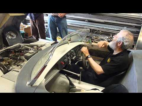 BUCKLER  DD2 Sports/Racing car lives again July 2014