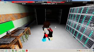 Roblox- fortunato sfuggire alla bestia e vicino die-Flee the Facility [Beta] - nhattan1998