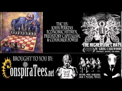 John Perkins | Economic Hitmen, Predatory Capitalism, & Consumer Power