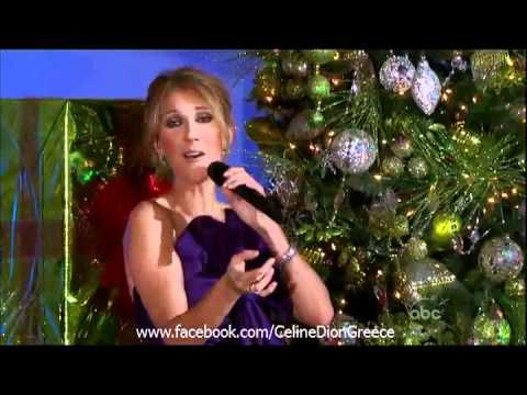 Celine Dion - Don't Save It All For Christmas Day (Live At Disney Parks) [HD]