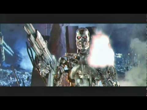 Terminator 2 - VHS vs DVD (Aspect Ratio)