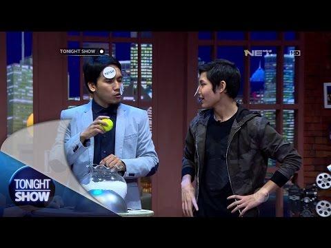 Calvin Jeremy dan Teuku Rassya Ditantang Bermain ABC Lima Dasar - Tonight's Challenge
