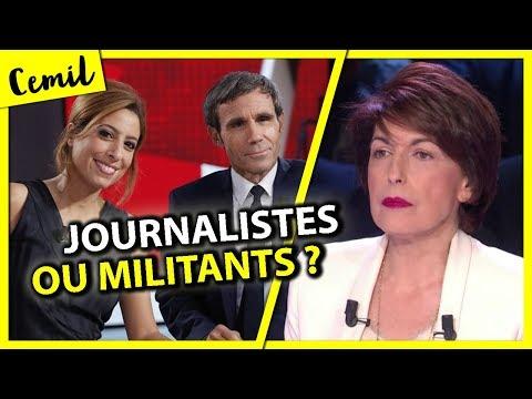 JOURNALISTES OU MILITANTS POLITIQUE ?