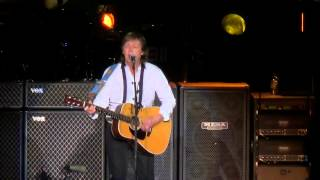 Paul McCartney - We Can Work It Out (DVD/BR Out There! Tour / Movistar Arena 22.04.2014)