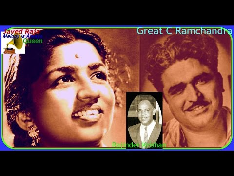 #*.LATA & Chitalkar~Film~KHAZANA~{1952}~Do Dewaano Ka Afsana Ae Chaand-[ Great -78 RPM Audio ]/#*