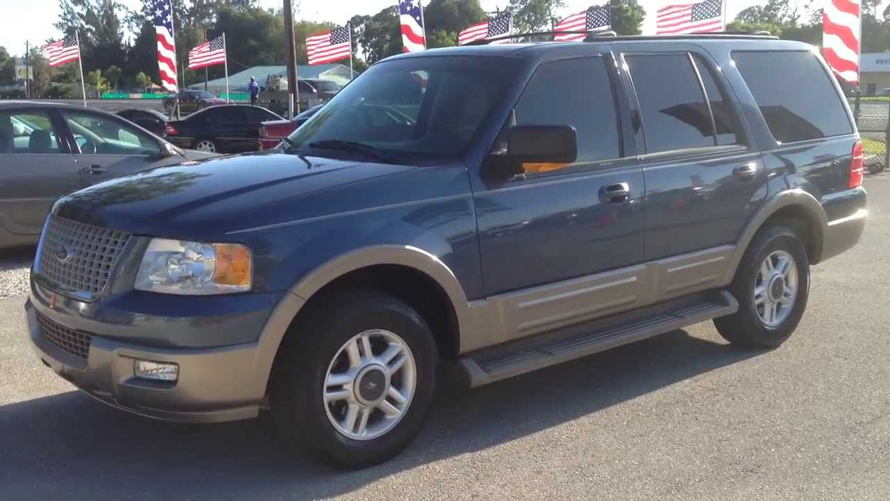 2004 ford expedition eddie bauer view our current inventory at fortmyerswa com youtube