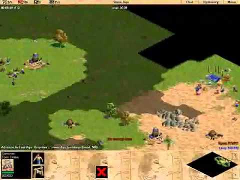 Cách chơi đế chế AOE cho người mới - http://taimienphi.vn