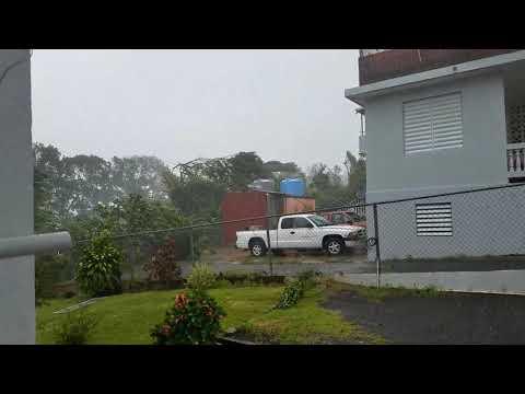 Hurricane Maria Moca Puerto Rico.