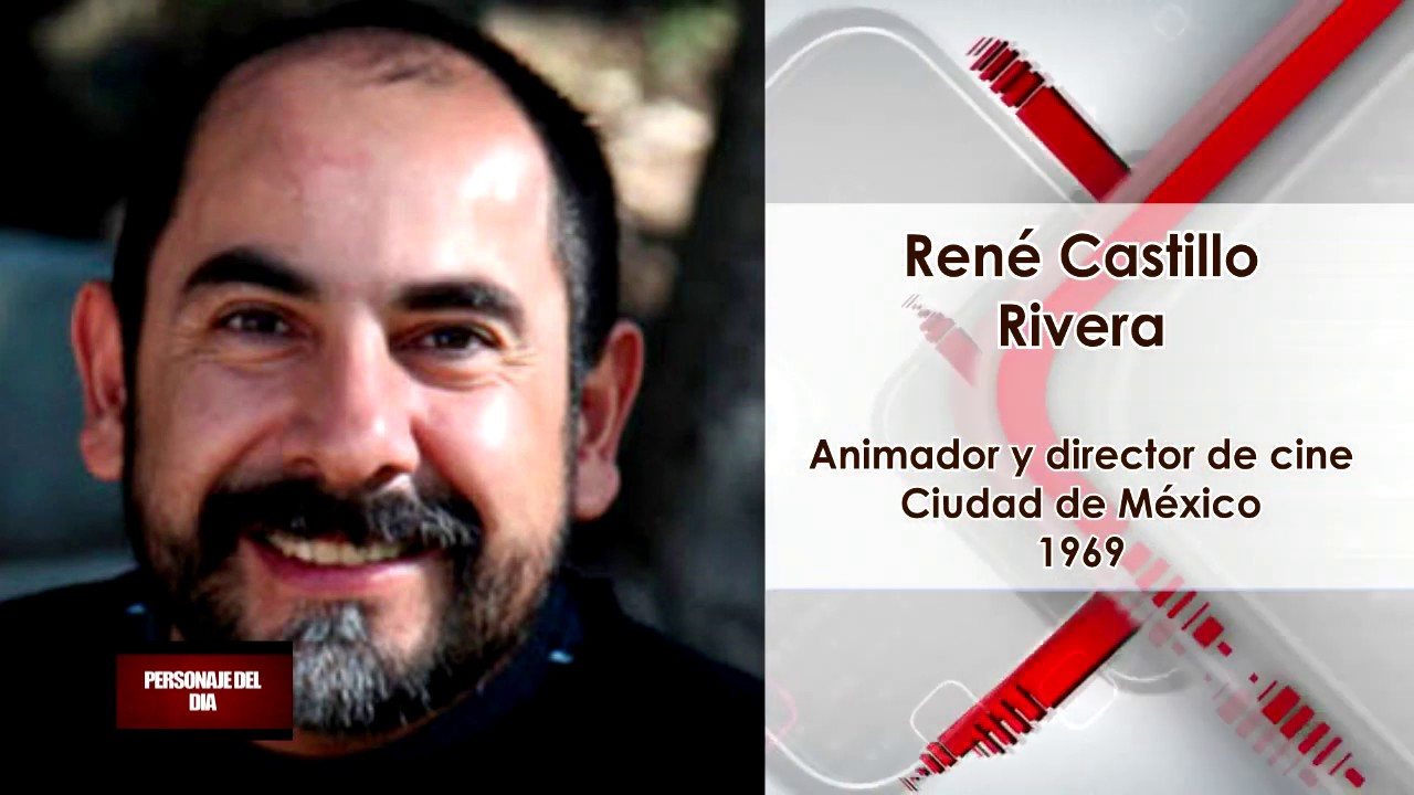 René Castillo - Personaje del día