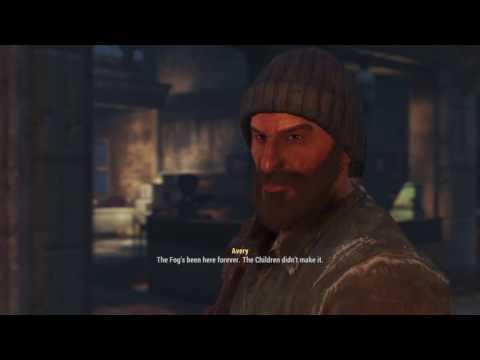 Fallout 4 - Far Harbor DLC part 1! |