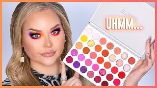 THE TRUTH... JACLYN HILL x Morphe Volume II Palette REVIEW!