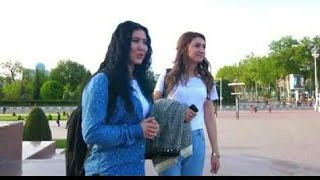 Узбекские туристы в Душанбе и в гостях у Шабнами Сураё