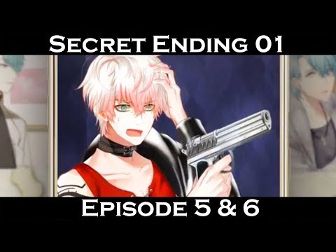 LET'S PLAY - Mystic Messenger - Secret Ending 01 Ep 5 & 6 - Part 26