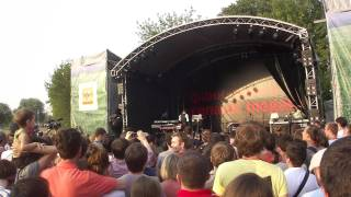 Janelle Monae - Introduction (Пикник Афиши - Afisha Picnic, 31.07.2010)