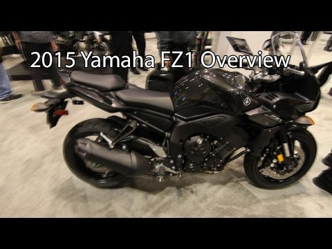 2015 yamaha fz1 overview first look aimexpo youtube for 2015 yamaha fz1