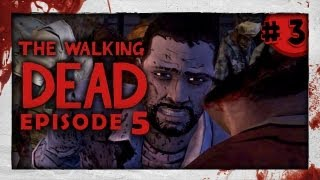 REVENGEFUL LEE! - The Walking Dead: Episode 5: Part 3 (No Time Left)