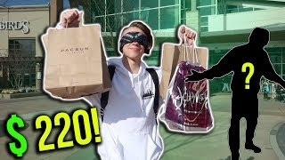 I Bought an Entire Outfit at the Mall BLINDFOLDED!!