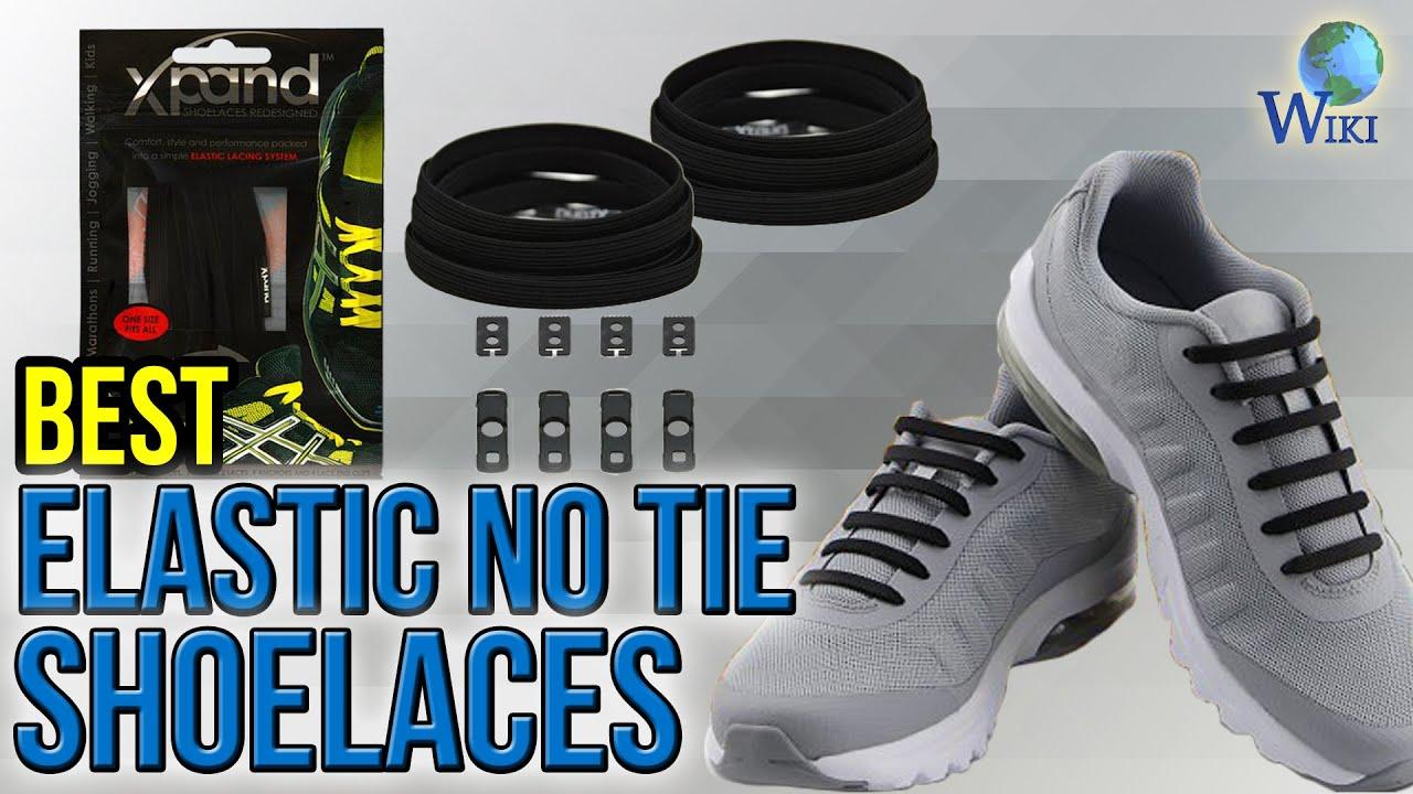 6 Best Elastic No Tie Shoelaces 2017
