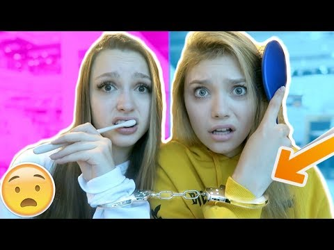 HANDCUFFED To My BFF For 24 Hours! ft. Sydney Serena