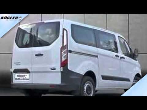 ford transit custom transit custom kombi 300 l1h1 32 youtube. Black Bedroom Furniture Sets. Home Design Ideas