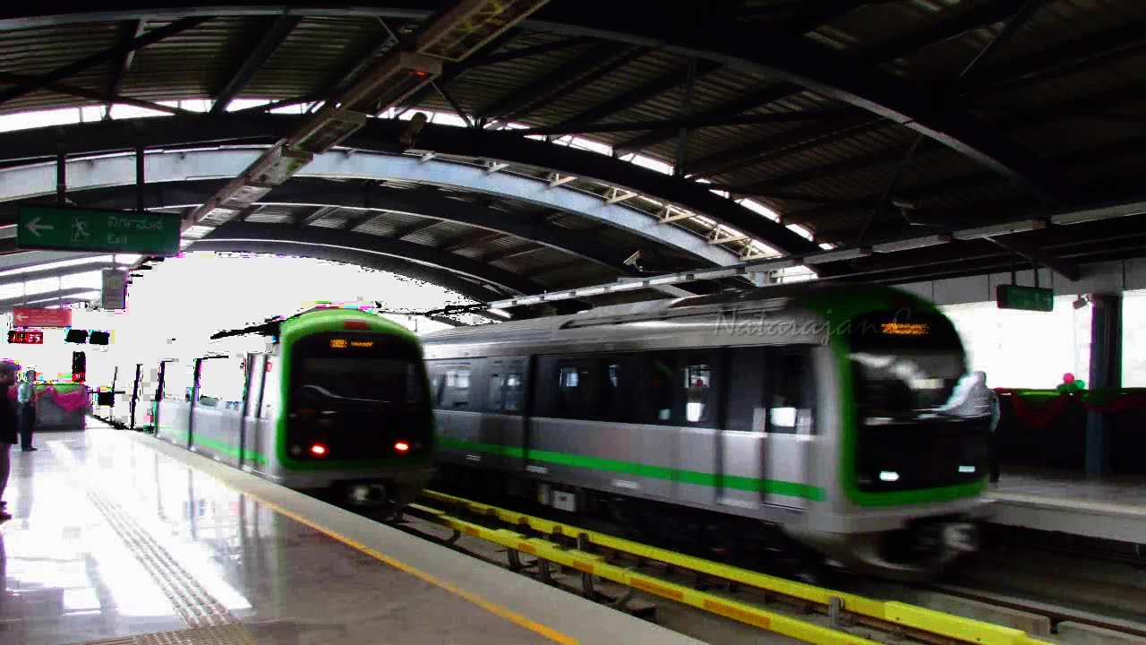 about namma metro Archive for category: bangalore metro  cmrs to inspect delhi metro's green line to bahadurgarh on may 30 may 22, 2018 - 3:36 am.