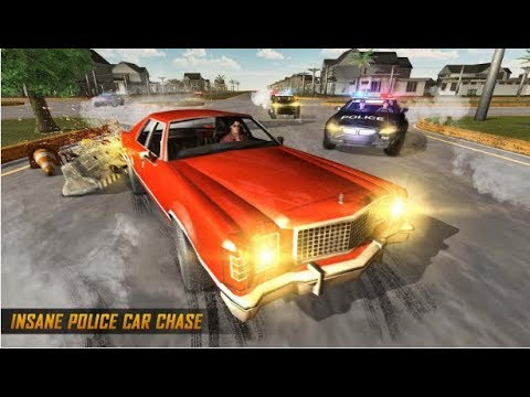 NYPD Car Chase Encounter : Police Chase Simulator (Android/iOS) Gameplay Full HD