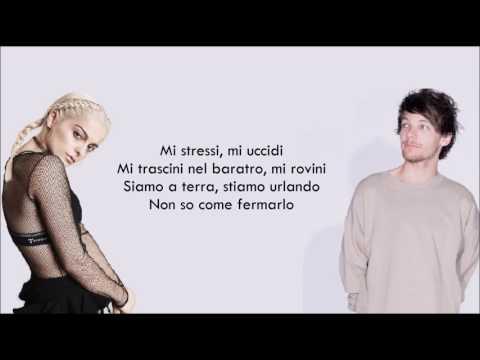 Louis Tomlinson, Bebe Rexha - Back To You || Traduzione In Italiano