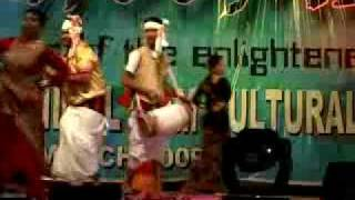 BIHU perfo at rec, bhalki karnataka