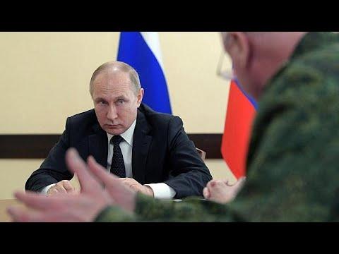 """Un """"risque d'affrontement"""" inédit avec la Russie"""