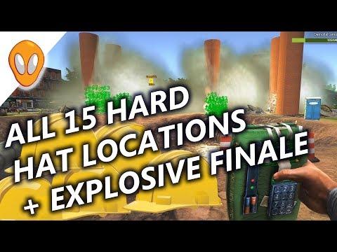Demolish and Build 2017 Hard Hat Locations and Explosive Season Finale |