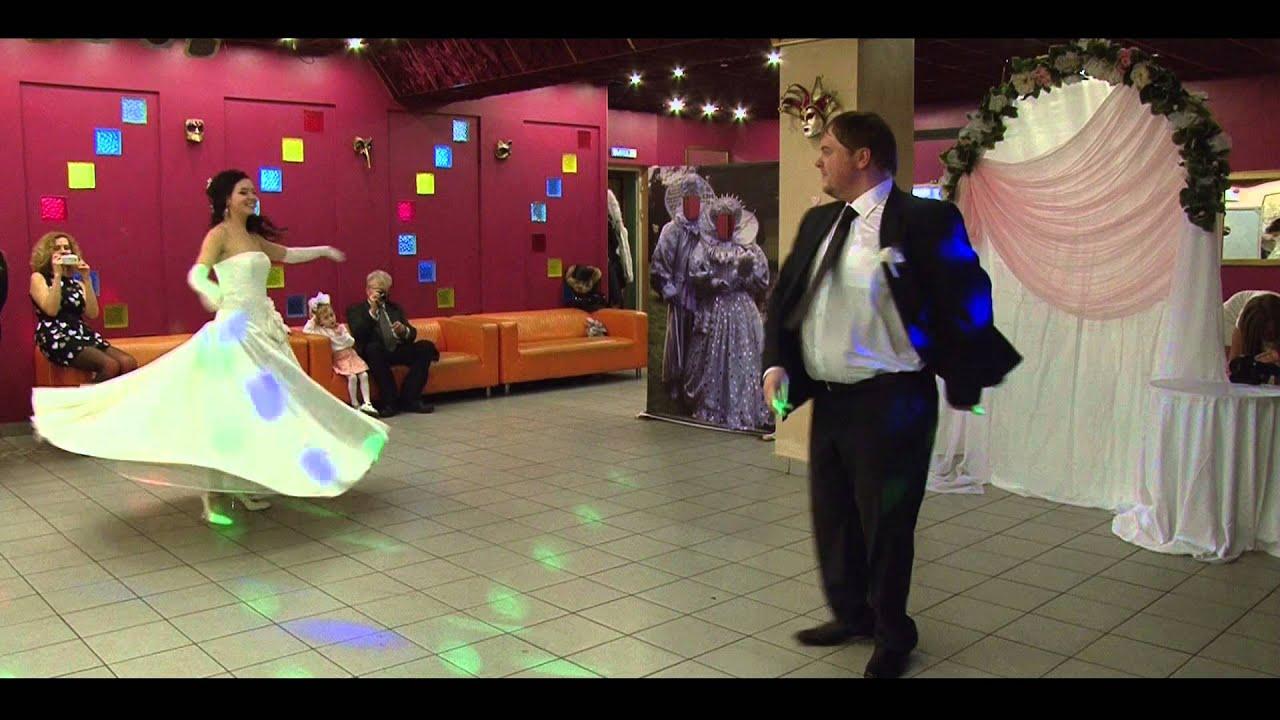 Первый танец молодых на свадьбе видео смотреть