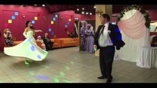 Очень красивый свадебный танец.