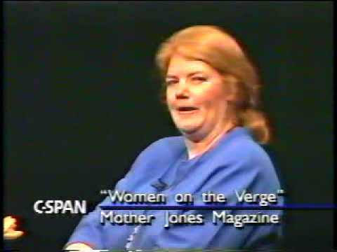 "Molly Ivins, ""Why I Left the New York Times""; 3 of 6 from 1992 Mother Jones Fundraiser"