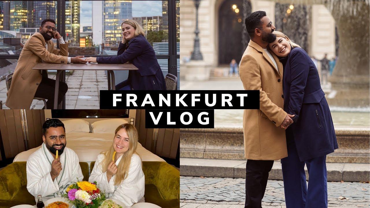 We Found the World's Biggest MAGGI Studio!   Frankfurt Vlog