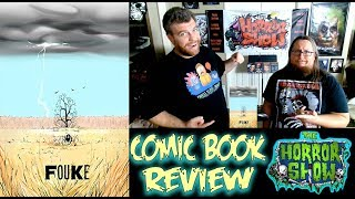 """""""Fouke"""" Independent Comic Book / Graphic Novel Review - The Horror Show"""