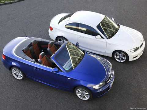 2010 Bmw 135i Coupe And Convertible Youtube